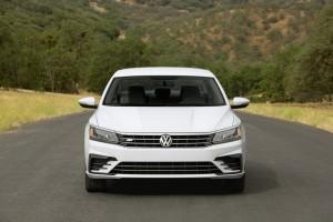 Der US-Passat zeigt Flagge. © spothits/Auto-Medienportal.Net/Volkswagen
