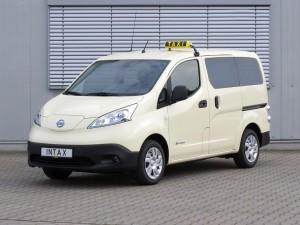 Siebensitzige Elektrotaxi von Nissan. © spothits/Auto-Medienportal.Net/Nissan