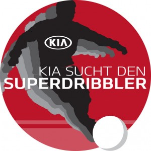 "Kia sucht den ""Superdribbler"". © spothits/Auto-Medienportal.Net/Kia"