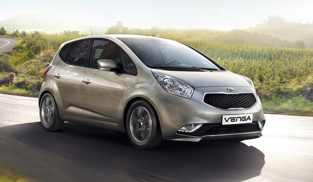 "Mehr Luxus im Kia Venga ""Dream Team Edition"". © spothits/Auto-Medienportal.Net/Kia"