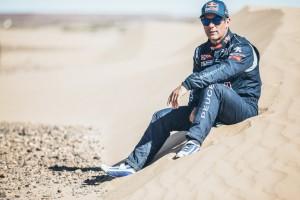Sébastien Loeb fährt für Peugeot die Dakar. © spothits/Auto-Medienportal.Net/Peugeot