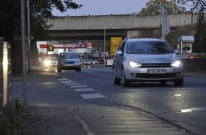 Frühzeitig Licht einschalten. © spothits/Auto-Medienportal.Net/HUK Coburg