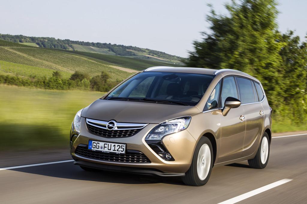 Opel weist Anschuldigung der DUH zurück. © spothits/Auto-Medienportal.Net/Opel