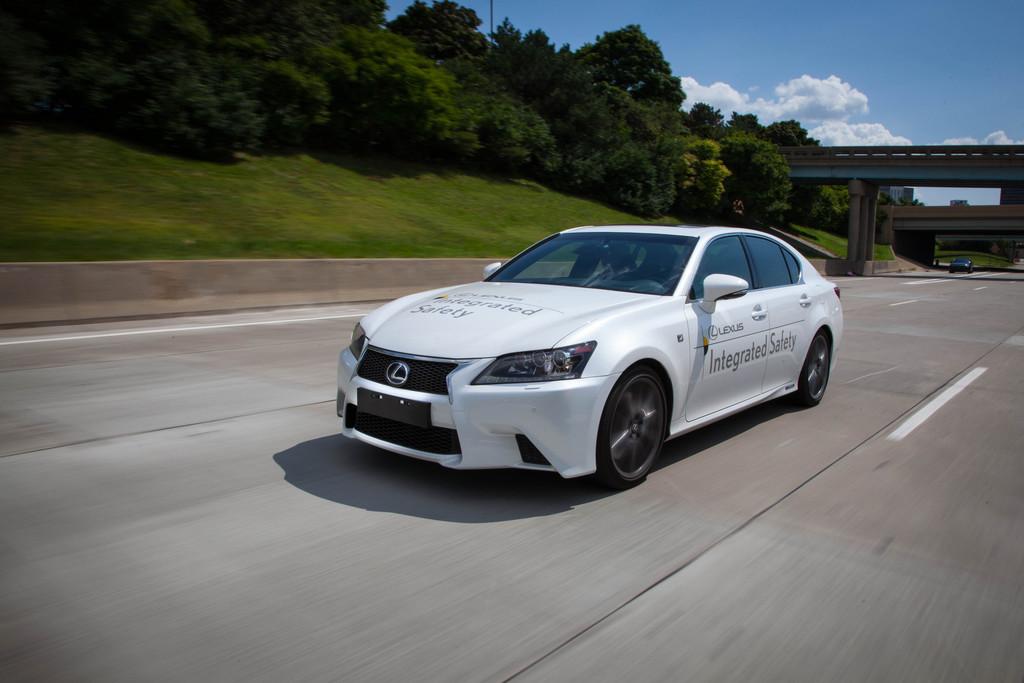 Tokyo Motor Show 2015: Lexus zeigt seine Neuheiten. © spothits/Auto-Medienportal.Net