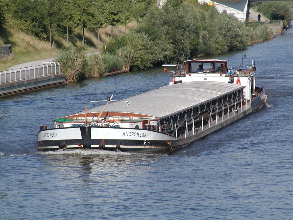 Mehr Güter auf dem Wasser. © spothits/Auto-Medienportal.Net/Wikipedia