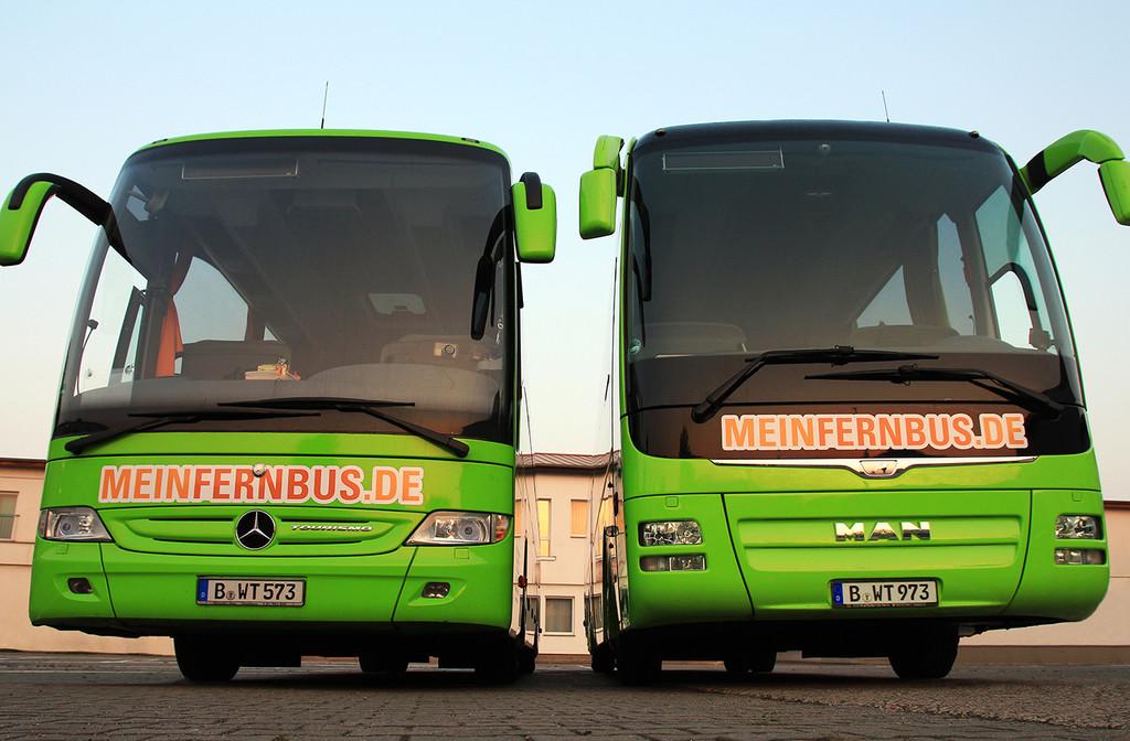 Köln verbannt Fernbusse aus der Innenstadt. © spothits/Auto-Medienportal.Net/Mein Fernbus