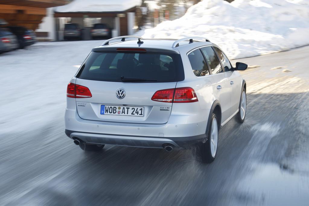 Ältere Winterreifen rechtzeitig checken. © spothits/Auto-Medienportal.Net/Volkswagen