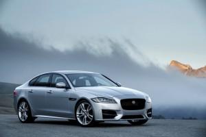 Zweite Generation des Jaguar XF steht beim Händler. © spothits/Auto-Medienportal.Net/Jaguar