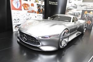 IAA-Sonderschau im Mercedes-Benz-Museum. © spothits/Auto-Medienportal.Net/Manfred Zimmermann