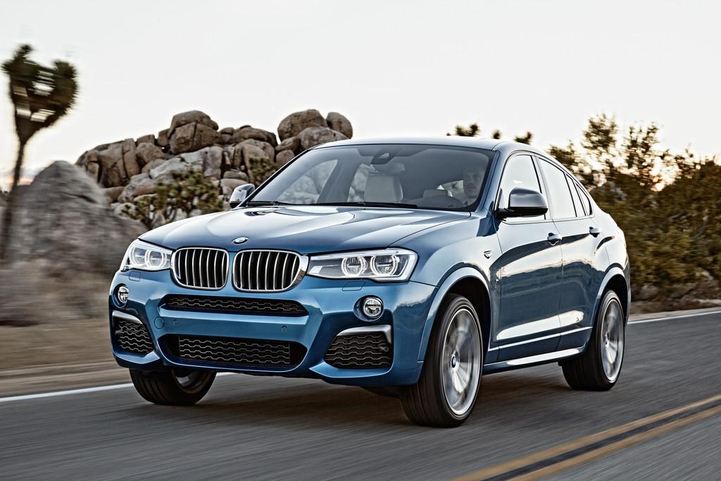 Neuer Motor gibt im BMW X4 M40i seinen Einstand. © spothits/Auto-Medienportal.Net/BMW