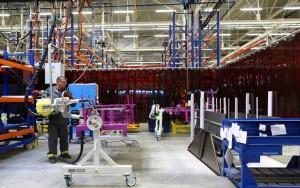 Claas nimmt zusätzliches Werk in Russland in Betrieb. © spothits/Auto-Medienportal.Net/Claas