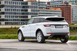 Range Rover Evoque mit zahlreichen Neuerungen. © spothits/Auto-Medienportal.Net/Land Rover