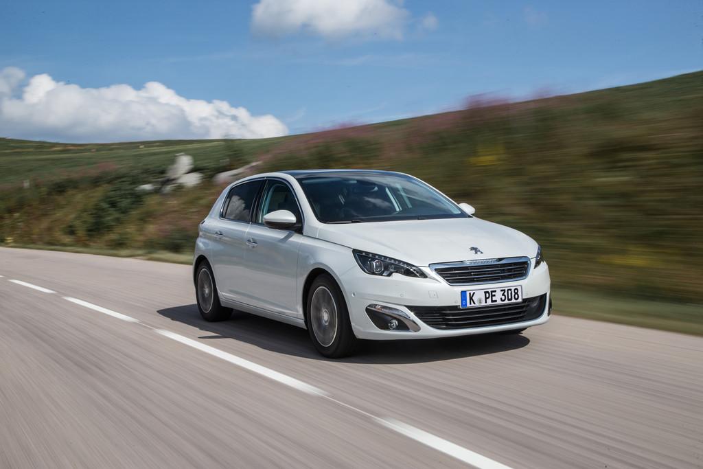 Peugeot 308 wird etwas günstiger. © spothits/Auto-Medienportal.Net/Peugeot