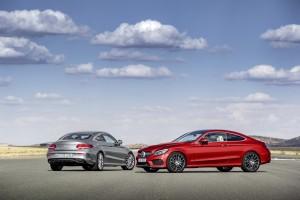 Mercedes-Benz C-Klasse Coupé kann bestellt werden. © spothits/Auto-Medienportal.Net/Daimler
