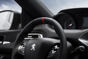 Peugeot 308 GTi by Peugeot Sport: Neuer Sportsgeist. © spothits/Auto-Medienportal.Net/Peugeot