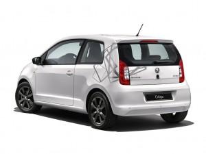 Neue Ausstattung für den Skoda Citigo. © spothits/Auto-Medienportal.Net/Skoda