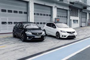 Sportpaket für den Nissan Pulsar. © spothits/Auto-Medienportal.Net/Nissan