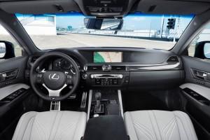 Lexus GS F: Es geht auch anders. © spothits/Auto-Medienportal.Net