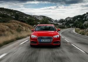 Audi A4 Avant: Selbstbewusst. © spothits/Auto-Medienportal.Net/Audi