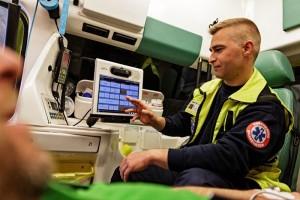 Krankenwagen senden Echtzeitdaten in die Klinik. © spothits/Auto-Medienportal.Net/CSC