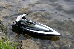 Ausprobiert: Mit Carrera aufs Wasser. © spothits/Auto-Medienportal.Net
