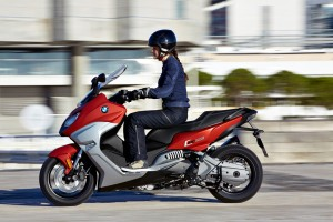BMW hat seine Scooter optimiert. © spothits/Auto-Medienportal.Net/BMW