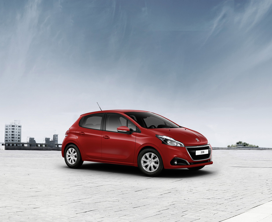 "Peugeot 208 ""Urban Move"" spart bis zu 860 Euro. © spothits/Auto-Medienportal.Net/Peugeot"
