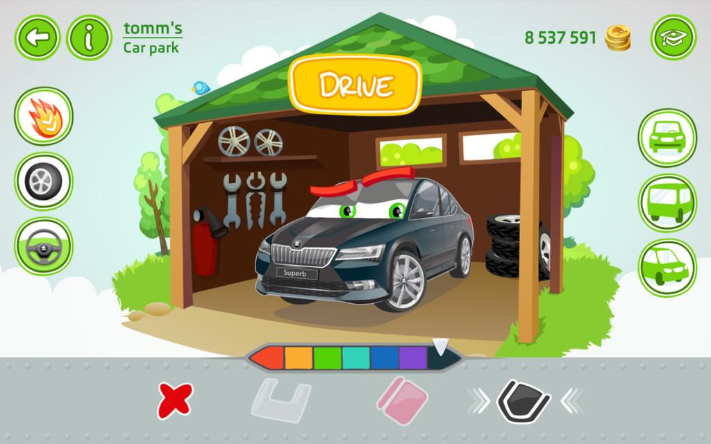 Skoda entwickelt App für Kinder. © spothits/Auto-Medienportal.Net/Skoda