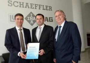Verbundprojekt mit Schaeffler zur smarten Dienstleistungs-Fabrik. © spothits/ Auto-Medienportal.Net/Schaeffler