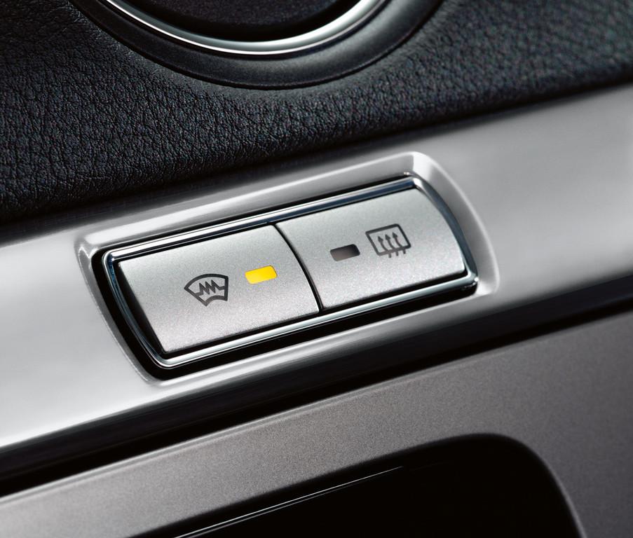 Beheizbare Frontscheibe seit 30 Jahre bei Ford. © spothits/Auto-Medienportal.Net/Ford