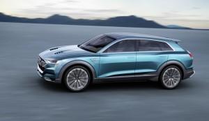 Audi fördert schnelle Lade-Technologie. © spothits/Auto-Medienportal.Net/Audi