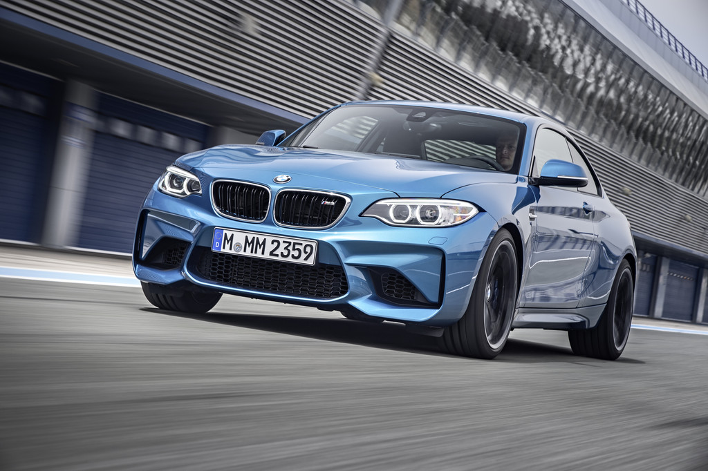 BMW M2 Coupé kommt im April. © spothits/Auto-Medienportal.Net/BMW
