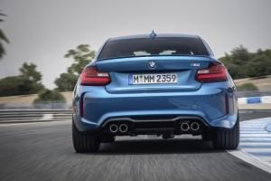BMW M2 Coupé kommt im April. © spothits/Auto-Medienportal.Net/BMW