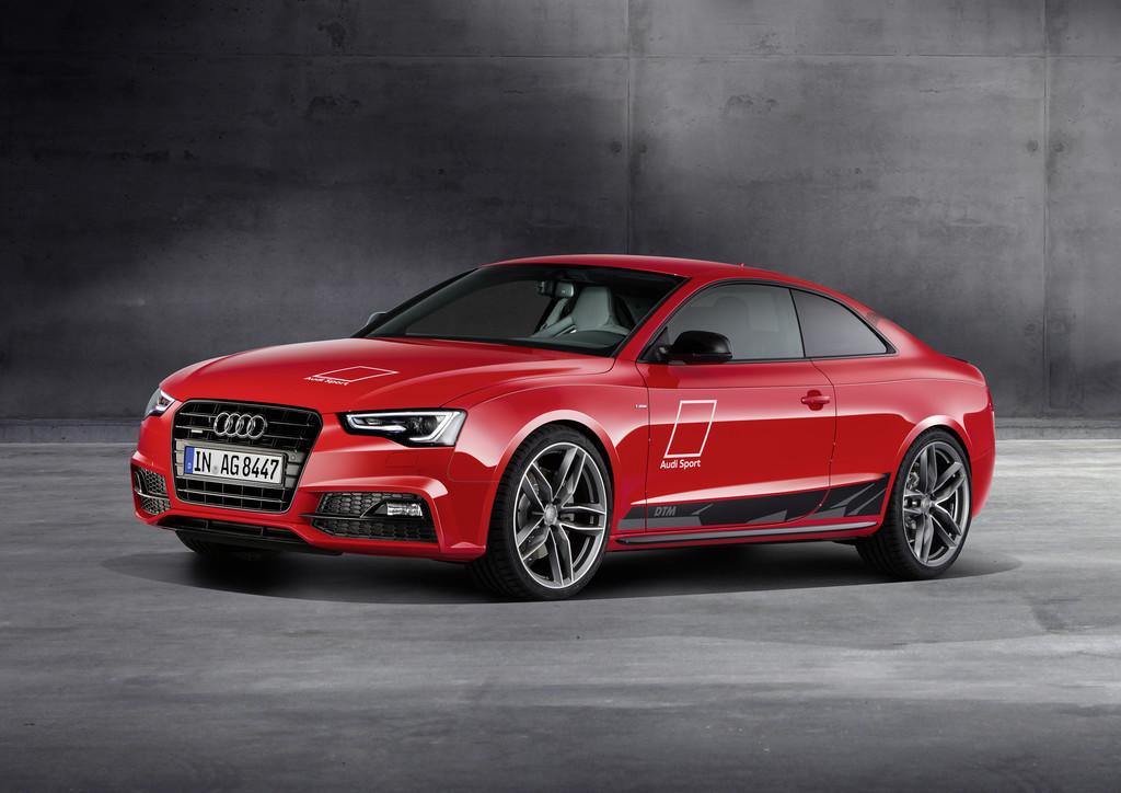 Audi baut 50 A5 DTM Selection. © spothits/Auto-Medienportal.Net/Audi