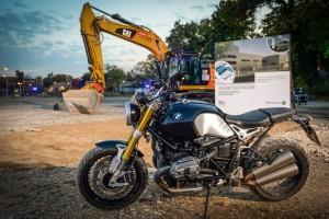 BMW baut Logistikzentrum im Motorradwerk . © spothits/Auto-Medienportal.Net/BMW
