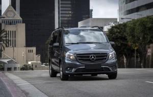 Mercedes-Benz Metris: Vito goes America. © spothits/Auto-Medienportal.Net/Daimler
