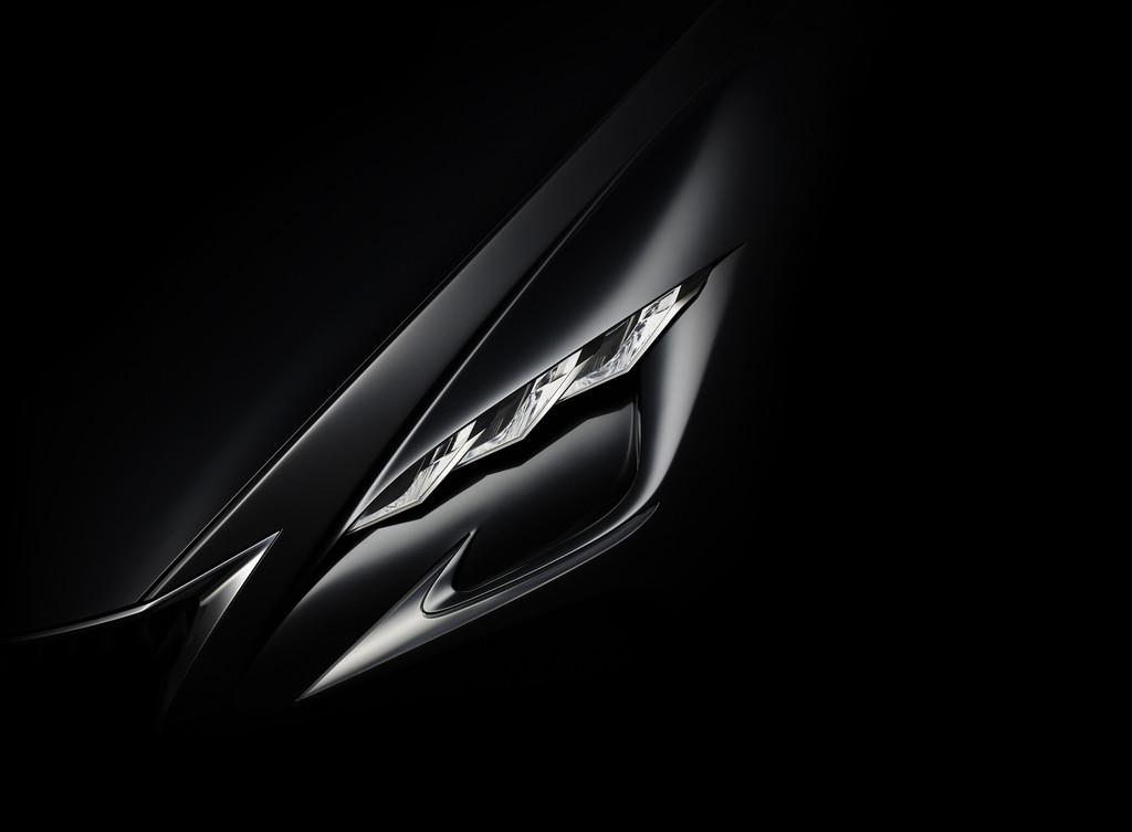 Tokyo 2015: Lexus stellt Luxus-Konzeptfahrzeug vor. © spothits/Auto-Medienportal.Net/Toyota
