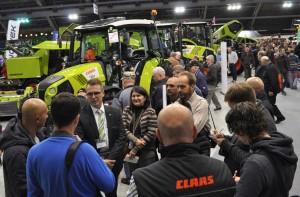 Claas vertreibt Traktoren jetzt auch in Finnland. © spothits/Auto-Medienportal.Net/Claas