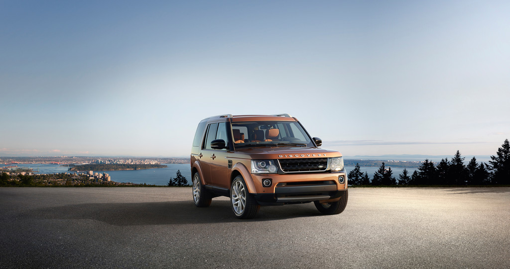 Land Rover bringt zwei Discovery-Sondermodelle. © spothits/Auto-Medienportal.Net/Land Rover