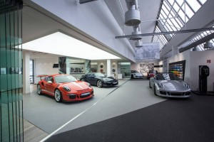 Porsche feiert 65 Jahre Werksabholung. © spothits/Auto-Medienportal.Net/Porsche