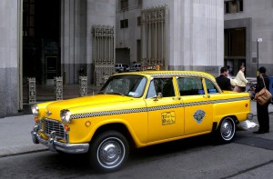 Comeback für das Checker-Taxi. © spothits/Auto-Medienportal.Net/Wikipedia
