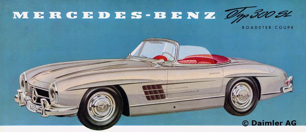 Original-Ersatzteile für Mercedes-Benz 300 SL wieder verfügbar. © spothits/ Auto-Medienportal.Net/Daimler