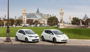 Renault-Nissan stellt Shuttle für die UN-Klimakonferenz. © spothits/Auto-Medienportal.Net/Renault