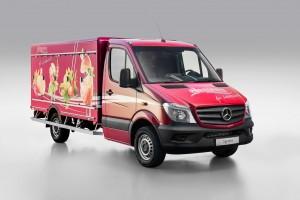 Mercedes-Benz Vans: Bodybuilding für die Lücke. © spothits/Auto-Medienportal.Net/Mercedes-Benz
