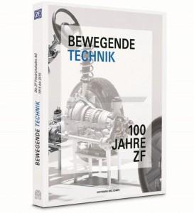 ZF veröffentlicht seine Technik-Geschichte als Buch. © spothits/Auto-Medienportal.Net/ZF