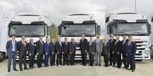 Großauftrag für Mercedes-Benz in der Türkei. © spothits/Auto-Medienportal.Net/Daimler