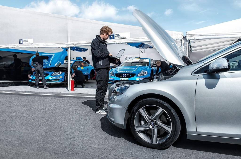 Volvo spendiert mehr Leistung. © spothits/Auto-Medienportal.Net/Volvo