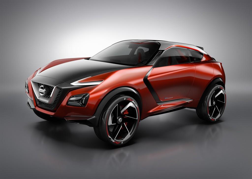 Tokio 2015: Nissan zeigt zwei Konzepte. © spothits/Auto-Medienportal.Net/Nissan