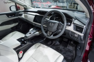 Tokio 2015: Honda setzt auf Brennstoffzellen. © spothits/Auto-Medienportal.Net/Honda