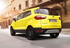 Pressepräsentation Ford Ecosport: Kompakt-SUV 2.0. © spothits/Auto-Medienportal.Net/Ford